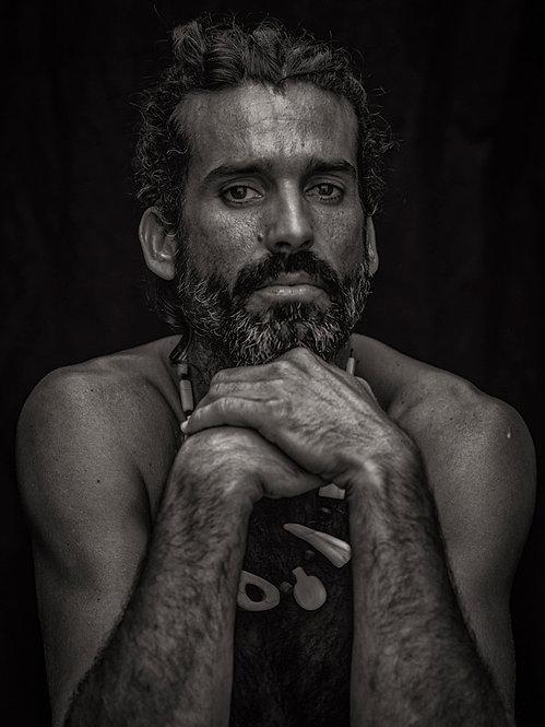Gonzalo_From Ibiza Series_Medium Size_2017_Mikael Kenta