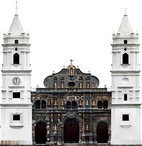 Catedral Basílica Metropolitana - Panamá, 2002