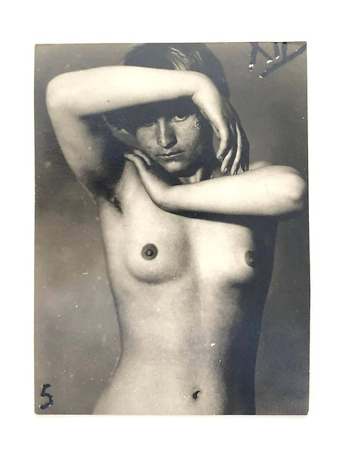 Nude Composition Photography, 1920-1930 (Framed)