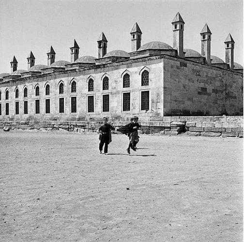 Istanbul - Untitled #3, 1954  (B&W)