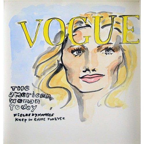 Vogue Paris, 2016