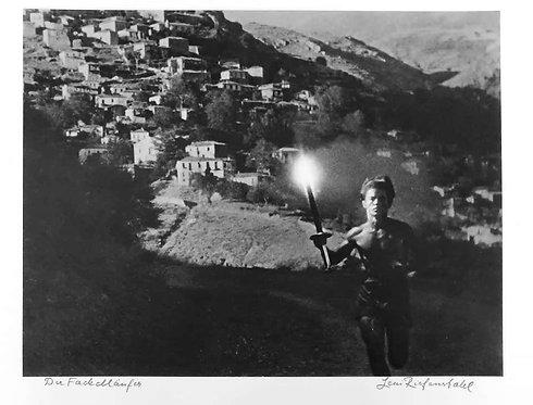 Der Fackel laeufer, 1936