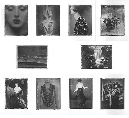 Sarah Moon Portfolio, 1999