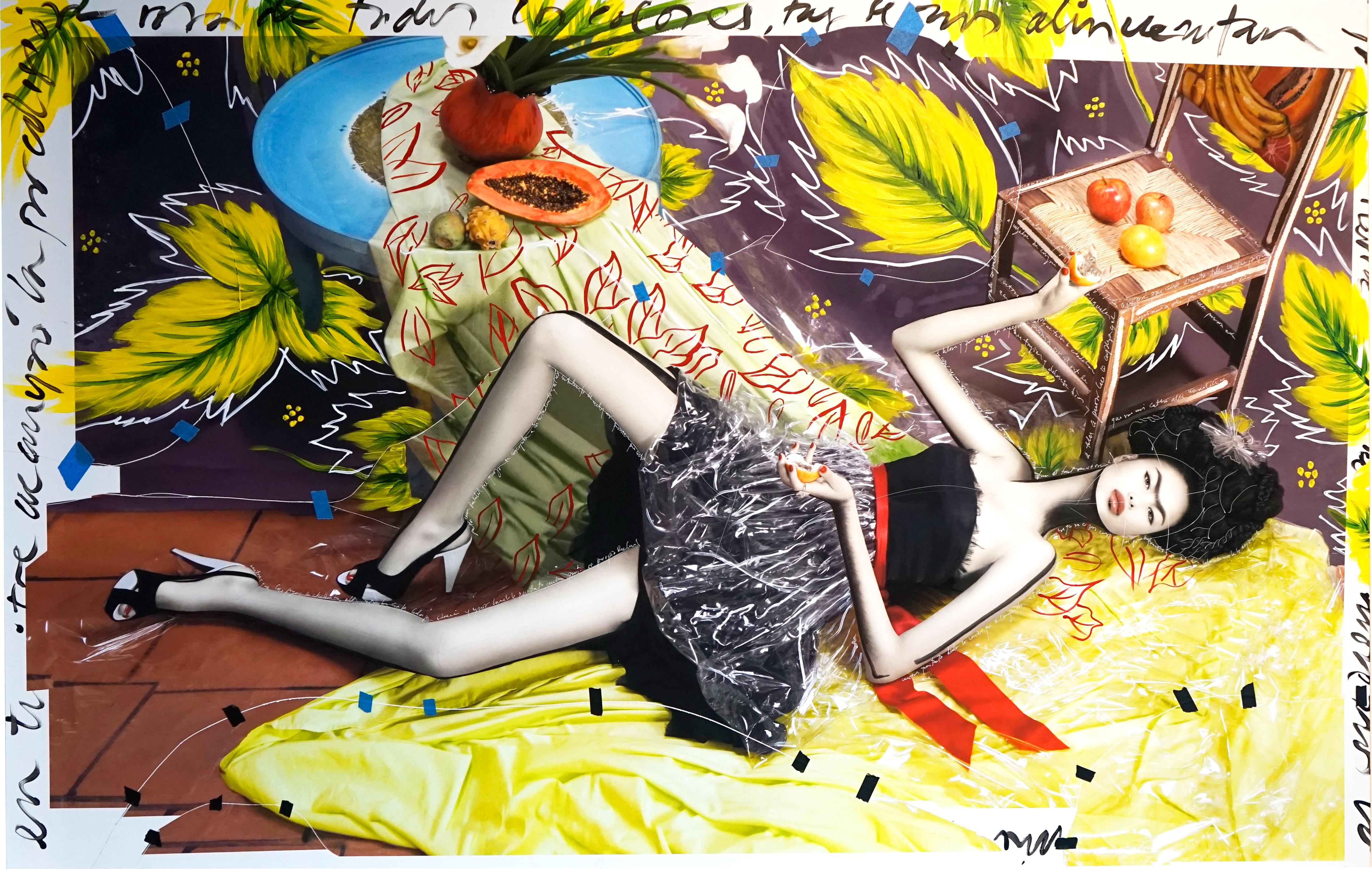 Colored Frida, 2010