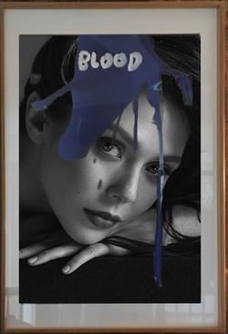 """""""Blood-Elizabeth Olsen"""""""