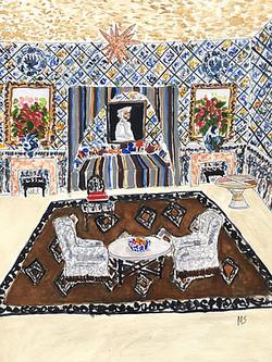 A Turkish room