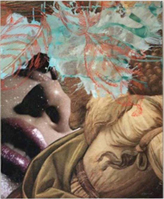 Eternal Recurrence #63 (Framed), 2015