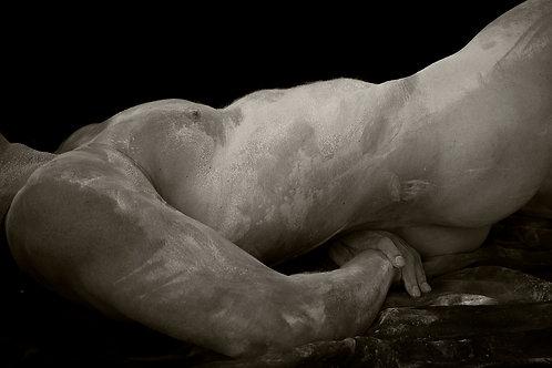 Sculpture of Cornelio, 2020 Ricky Cohete