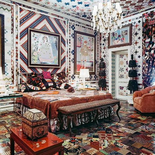 Around That Time - Gloria Vanderbilt Apartment, New York, 1970 (Small size)