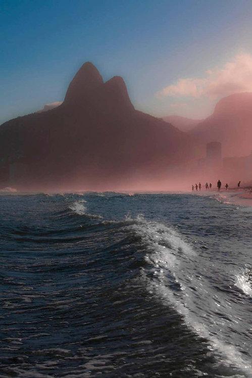 Lost In The Fog III / Rio De Janeiro, 2010