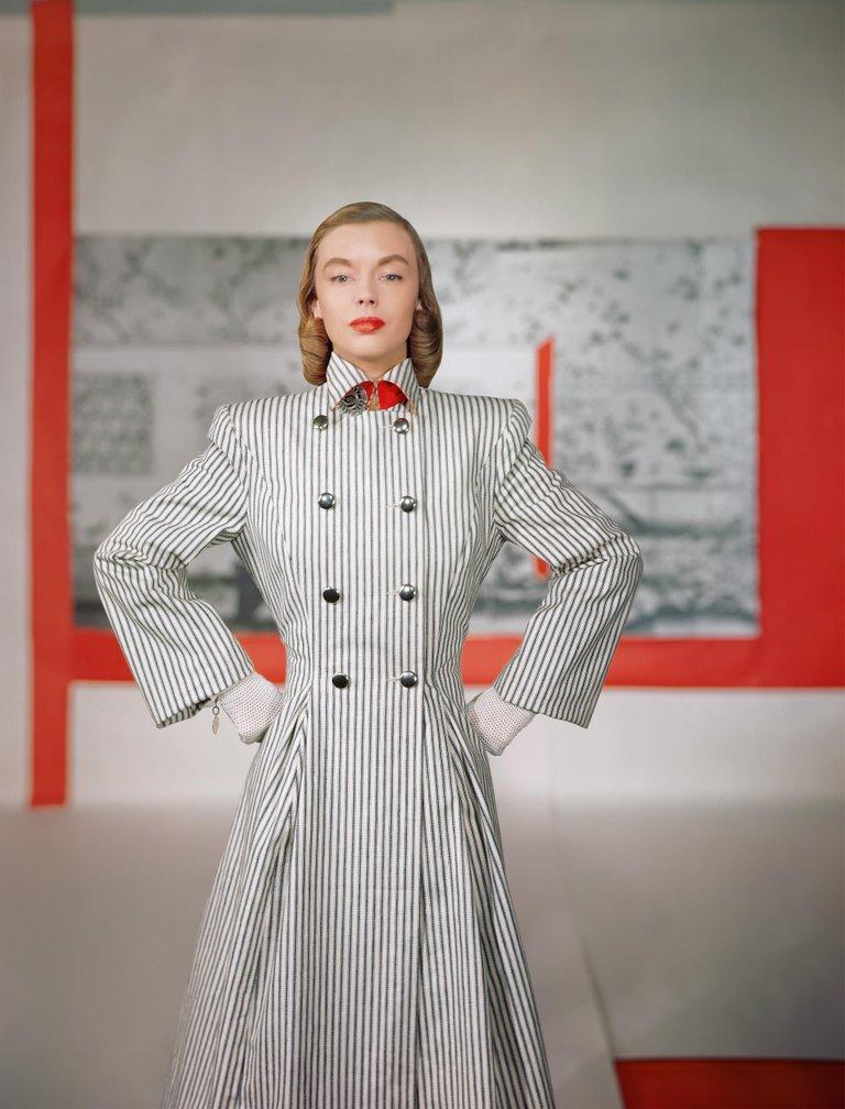 Coat by Connie Adams