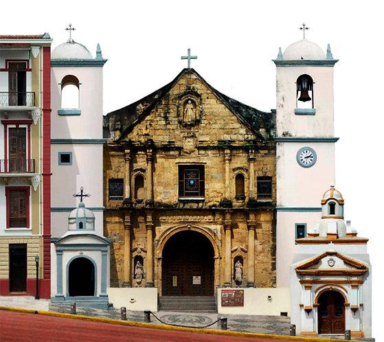 Iglesia Nuestra Señora de La Merced - Panamá, 2002