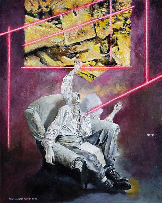 Carga y Plenitud, 2021 Daniel Casique