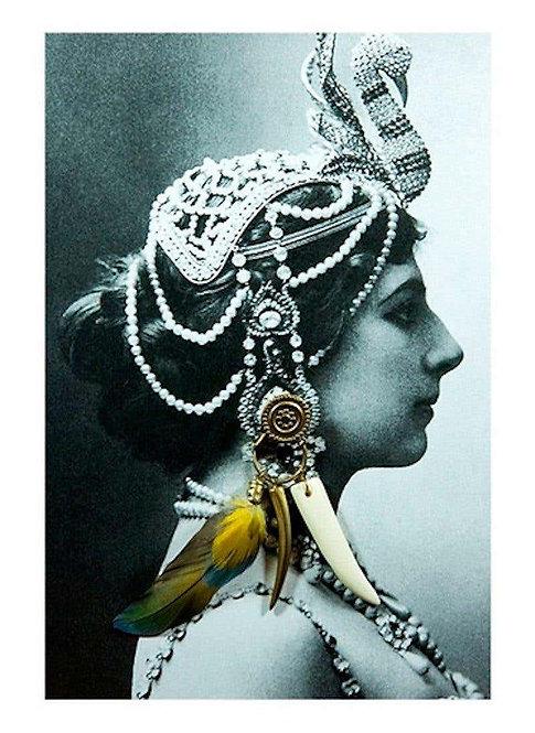 Mata Hari II, 2018