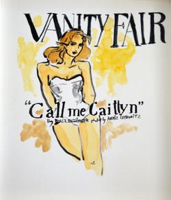 """Vanity Fair """"Call me Caitlyn"""" cover"""