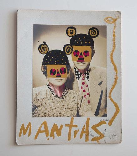 Mantras (Framed), 2019