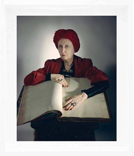 Portraits - Edith Sitwell (Framed), 1948