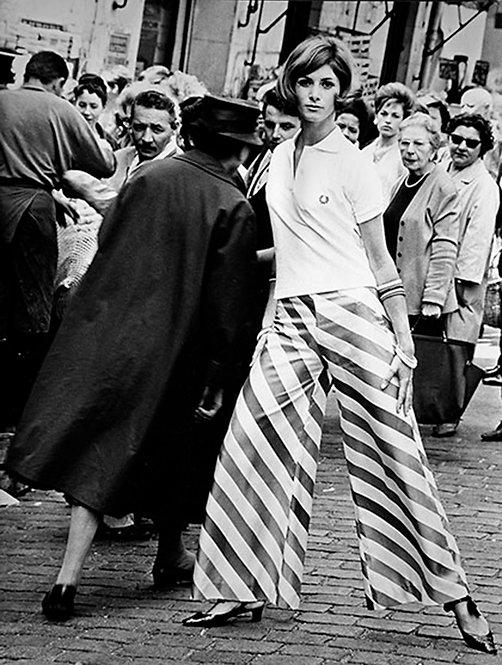 Rue Mouffetard, 1964