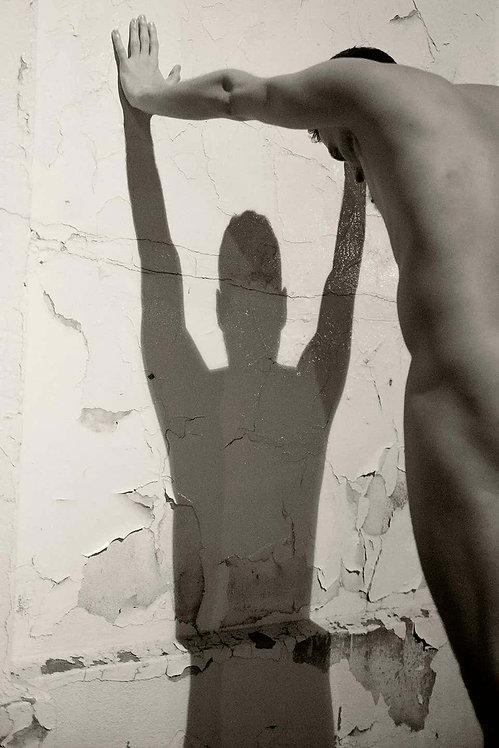 Shadow Man, 2017 - 2018 (Sepia)