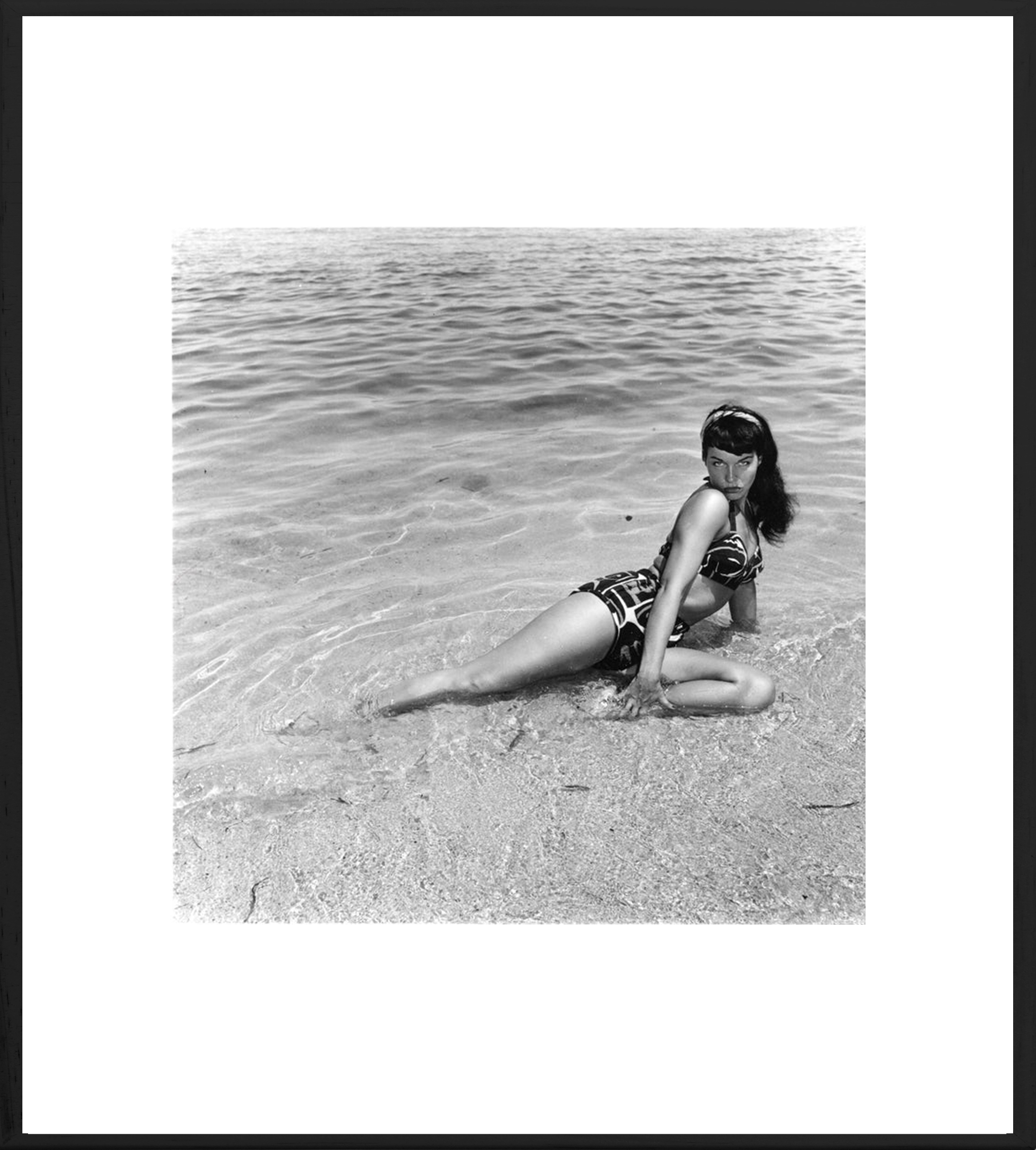 Bettie Page, Miami Beach, Florida