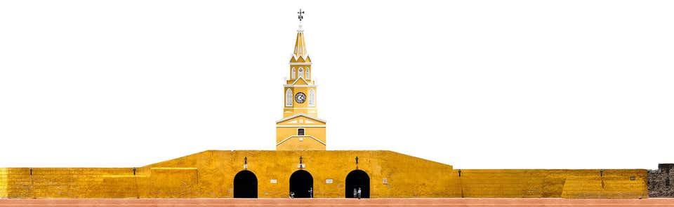 Torre del Reloj Interior - Cartagena, 2017