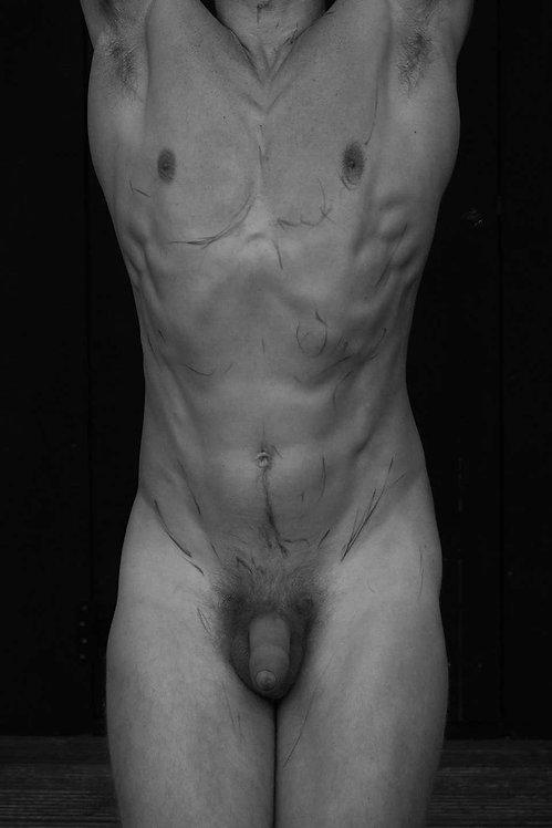 Body, 2017 - 2018 (B&W)