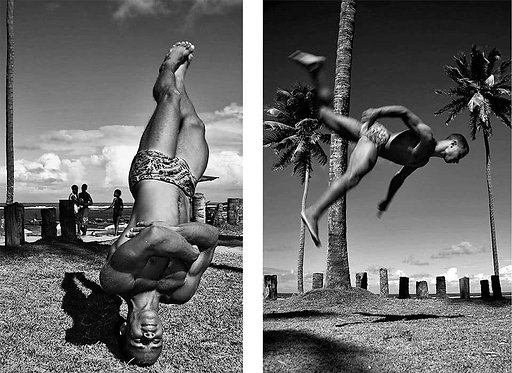 Capoeira II and Capoeira / Bahia 2009, Large Size Print on Cotton Paper 2009_Guilherme Licurgo