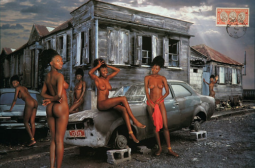 Haiti, From the Mani- Cartes Postales series, 1993