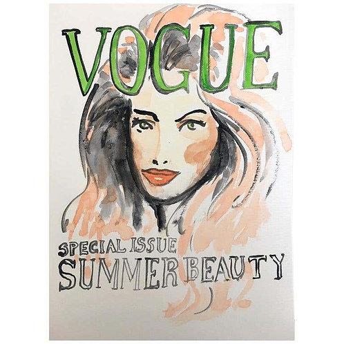 Vogue #3, 2016