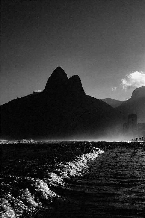 Lost In The Fog I / Rio De Janeiro, 2010