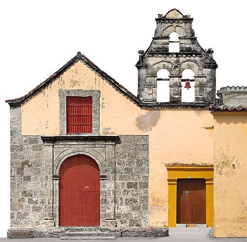 Iglesia San Roque - Cartagena, 2017
