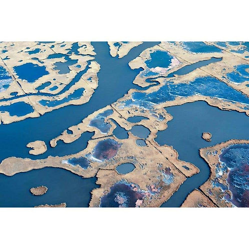 """""""Landscape II""""_Aerial Photography_2015_Jill Peters"""