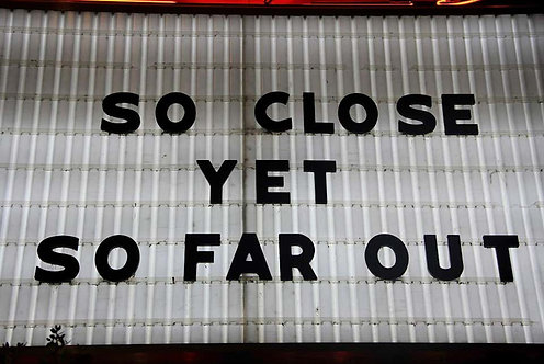 So Close Yet So Far Out, 2014