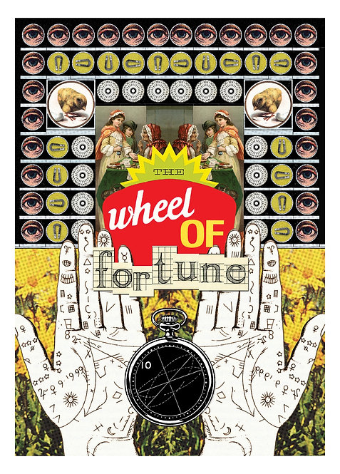 10/THE WHEEL OF FORTUNE, 2014_ Emma Anna Chatter