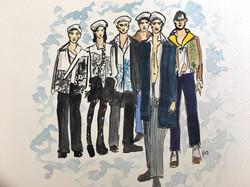 Prada's Men's Fall 2016