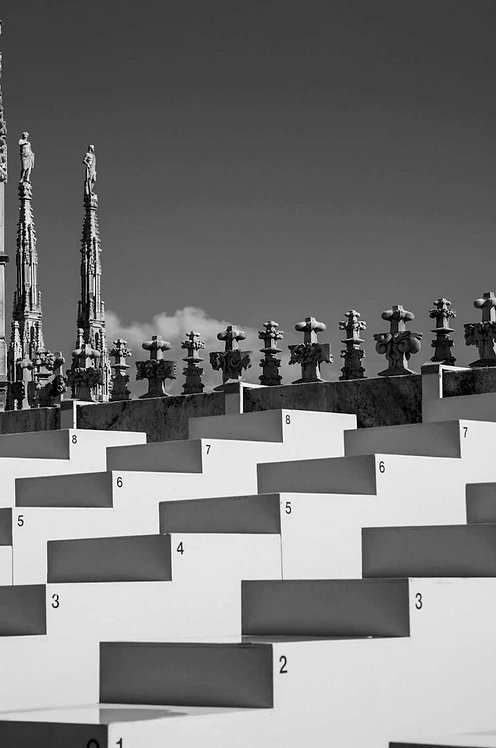 Checkmate Mundo de Sombras, 2011 (B&W)