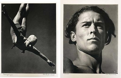 Diptych, Die Siegerin (The Winner) and Anatol, 1936