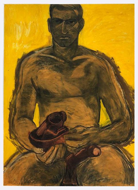 Yellow Nudes, 1996