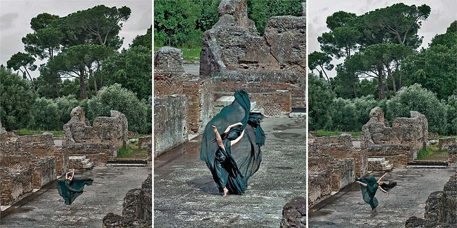 """The Wind, The Wind III and The Wind II. Triptych. From the series """"The Wind"""" 2014_Guilherme Licurgo"""