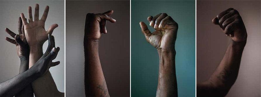 Manifesto Race, VIII, X, and IX, Set from the Manifesto series 2018_Guilherme Licurgo