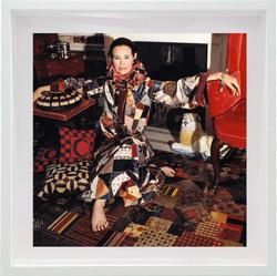 Around That Time - Gloria Vanderbilt, New York, 1970
