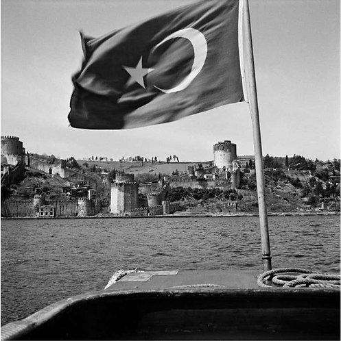 Istanbul - Untitled #6, 1954 (B&W)