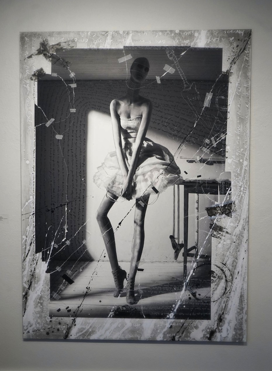 Standing Ballet Ed. 5/10
