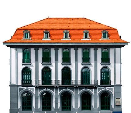 Museo del Canal Interoceánico - Panamá, 2002