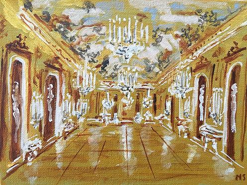 Versailles, 2021