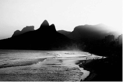 Lost In The Fog / Rio De Janeiro, 2010