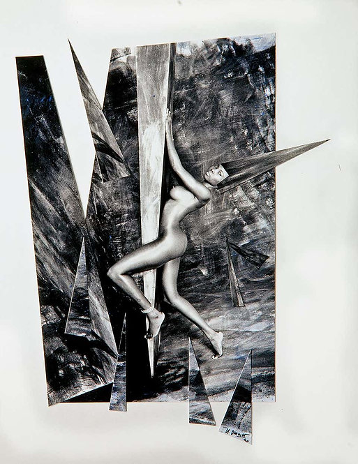 Climbing II, Paris, 1991