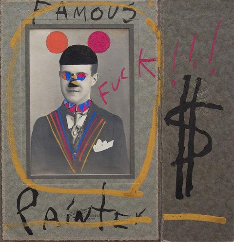 Famous Painter (Framed), 2019