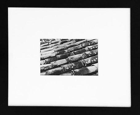 Techos, Mexico (Framed),1947 (B&W)