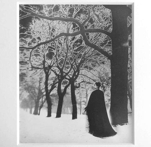 Untitled ( Solarized Landscape), 1947